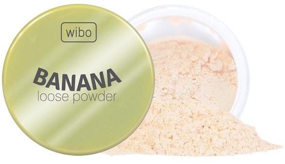 """Cipria """"Banana Powder"""" - Wibo Banana Loose Powder"""