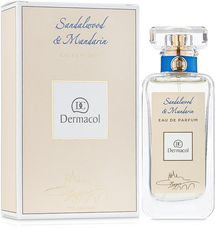 Dermacol Sandalwood And Mandarin - Eau de parfum — foto N2