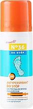 Profumi e cosmetici Antitraspirante per piedi - Pharma CF No.36 Deodorant