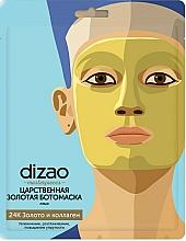 """Profumi e cosmetici Maschera viso """"Oro reale"""" - Dizao"""