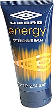 Profumi e cosmetici Umbro Energy After Shave Balm - Balsamo dopobarba