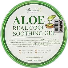 Profumi e cosmetici Gel di aloe lenitivo 93% - Benton Aloe Real Cool Soothing Gel