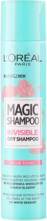 Shampoo secco - L'Oreal Paris Magic Shampoo Rose Tonic