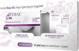 Profumi e cosmetici Set - Biotebal (serum/3ml + gel/15ml)