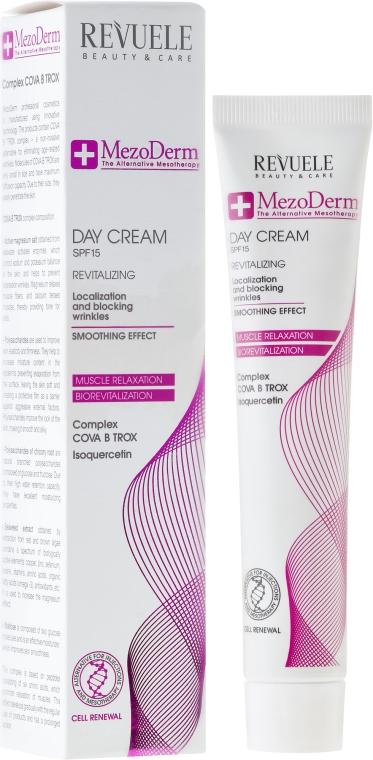 Crema viso da giorno - Revuele Mezo Derm Day Cream — foto N1
