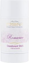 """Profumi e cosmetici Deodorante per donna """"Romance"""" - Mon Platin DSM Deodorant Stick Romance"""