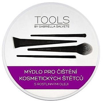 Sapone per la pulizia dei pennelli trucco - Gabriella Salvete Tools Brush Cleansing Soap — foto N1