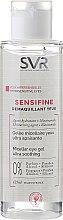 Profumi e cosmetici Gel micellare struccante - SVR Sensifine Demaquillant Yeux Micellar Eye Gel