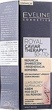 Profumi e cosmetici Crema contorno occhi levigante - Eveline Cosmetics Royal Caviar Therapy Eye Cream