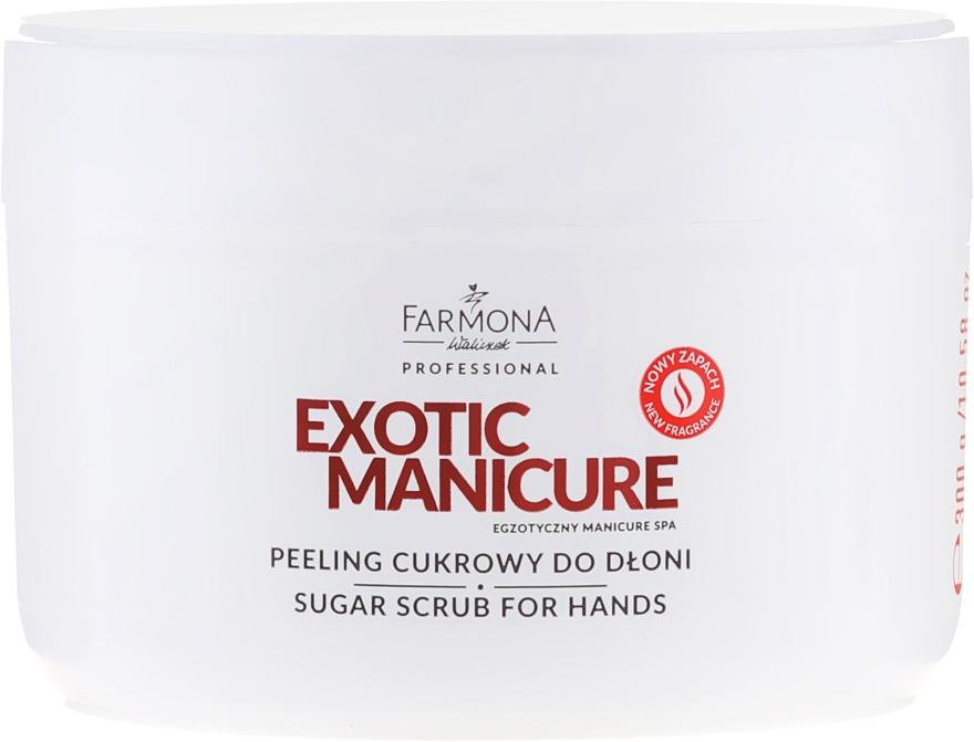 Scrub mani allo zucchero - Farmona Egzotic Manicure Scrub — foto N1