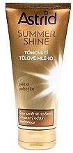 Profumi e cosmetici Lozione tonificante per pelle chiara - Astrid Summer Shine