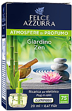 Profumi e cosmetici Diffusore elettrico - Felce Azzurra Garden Zen (ricarica)