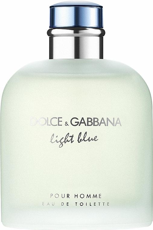 Dolce & Gabbana Light Blue pour Homme - Eau de toilette