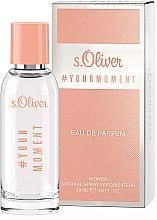 Profumi e cosmetici S. Oliver #Your Moment - Eau de parfum