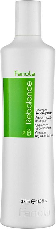 Shampoo per cuoio capelluto grasso - Fanola Rebalance Anti-Grease Shampoo