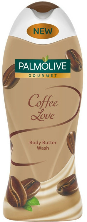 Gel doccia - Palmolive Gourmet Coffee Love Butter Body Wash