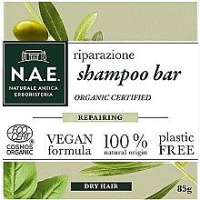 Profumi e cosmetici Shampoo per capelli secchi - N.A.E. Repairing Shampoo Bar