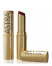 Profumi e cosmetici Rossetto - Astra Make-up Velvet Lips
