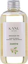 "Profumi e cosmetici Olio da massaggio ""Gelsomino"" - Kanu Nature Jasmine Massage Oil"
