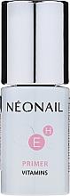 Profumi e cosmetici Primer vitaminico per smalto-gel - NeoNail Professional Primer Vitamins