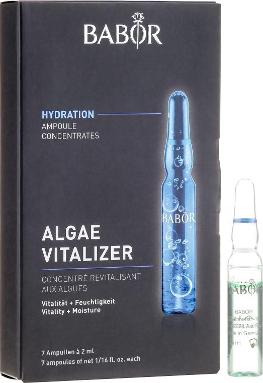 "Fiale per viso ""Alghe"" - Babor Ampoule Concentrates Algae Vitalizer — foto N1"