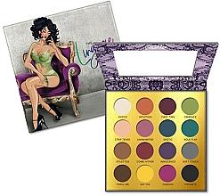 Profumi e cosmetici Palette ombretti, 16 colori - Rude The Lingerie Collection