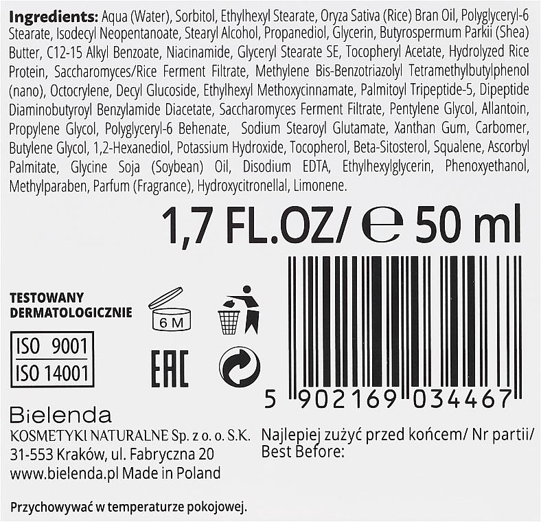 Crema idratante antirughe da giorno 40+ - Bielenda Japan Lift Day Cream SPF6 — foto N3