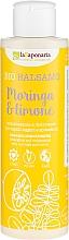 """Profumi e cosmetici Balsamo capelli """"Moringa e limone"""" - La Saponaria Bio Balsamo Moringa & Limone"""