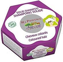 Profumi e cosmetici Bioshampoo solido per capelli tinti - Ma Provence Solid Shampoo