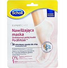 Profumi e cosmetici Maschera per piedi all'olio di cocco - Scholl Expert Care Foot Mask