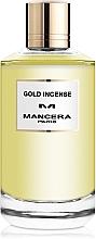 Profumi e cosmetici Mancera Gold Incense - Eau de parfum