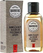 Profumi e cosmetici Olio idratante per la barba - Barbero Beard Care Moisturizing Oil