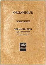 Profumi e cosmetici Maschera viso alginata anti acne - Organique Algae Mask Anti-Acne
