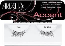 Profumi e cosmetici Ciglia finte - Ardell Lash Accents Black 301