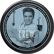 Profumi e cosmetici Pasta fissaggio forte - American Crew Classic Fiber