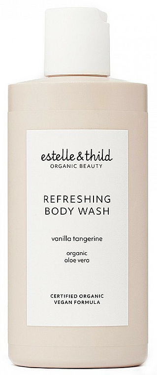 Gel doccia - Estelle & Thild Vanilla Tangerine Refreshing Body Wash — foto N1