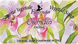 "Profumi e cosmetici Sapone naturale ""Orhidea"" - Florinda Sapone Vegetale Vegetal Soap Orchid"