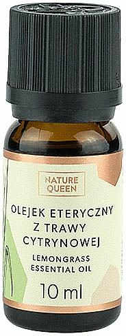 Olio essenziale''Citronella'' - Nature Queen Essential Oil Lemongrass