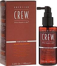 Profumi e cosmetici Tonico rassodante per cute e capelli - American Crew Fortifying Scalp Revitalizer