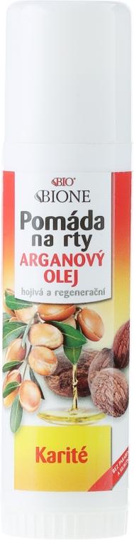 Balsamo labbra - Bione Cosmetics Argan Oil Lip Balm