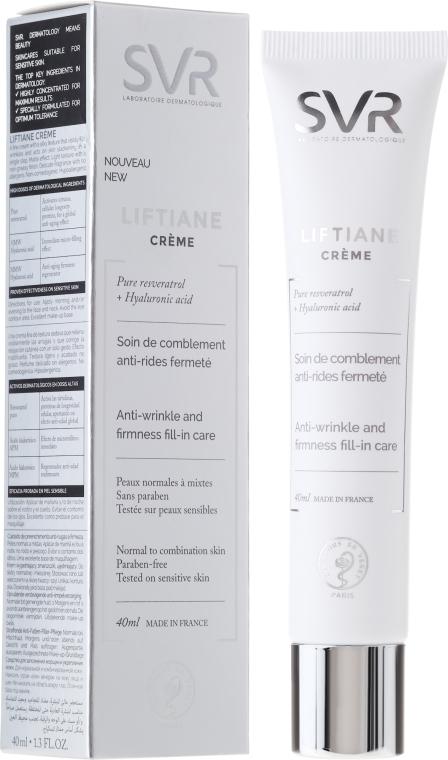 Crema antirughe - SVR Liftiane Anti-Wrincle Cream