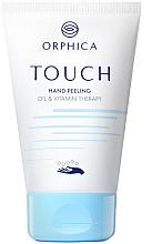 Profumi e cosmetici Peeling idratante mani - Orphica Touch Hand Peeling