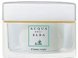 Profumi e cosmetici Acqua Dell Elba Essenza Men - Crema corpo all'acido ialuronico