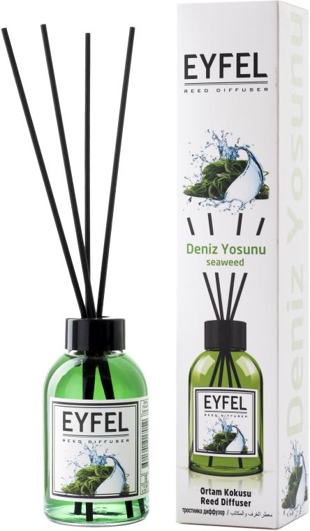 "Aromadiffusore ""Alga marina"" - Eyfel Perfume Reed Diffuser Seaweed"