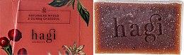 Profumi e cosmetici Sapone naturale con argilla e seta marocchina - Hagi Soap