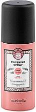 Profumi e cosmetici Lacca per capelli, fissaggio medio - Maria Nila Finish Spray