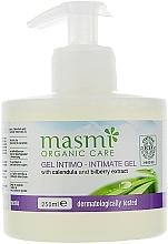Profumi e cosmetici Gel biologico per l'igiene intima - Masmi Organic Care