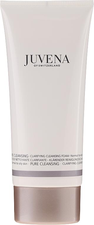 Schiuma detergente viso - Juvena Pure Cleansing Clarifying Cleansing Foam — foto N1