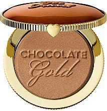 Profumi e cosmetici Bronzer - Too Faced Chocolate Gold Soleil Bronzer