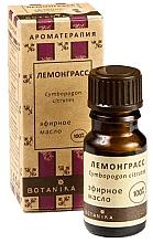 "Profumi e cosmetici Olio essenziale ""Citronella"" - Botanika Lemongrass Essential Oil"